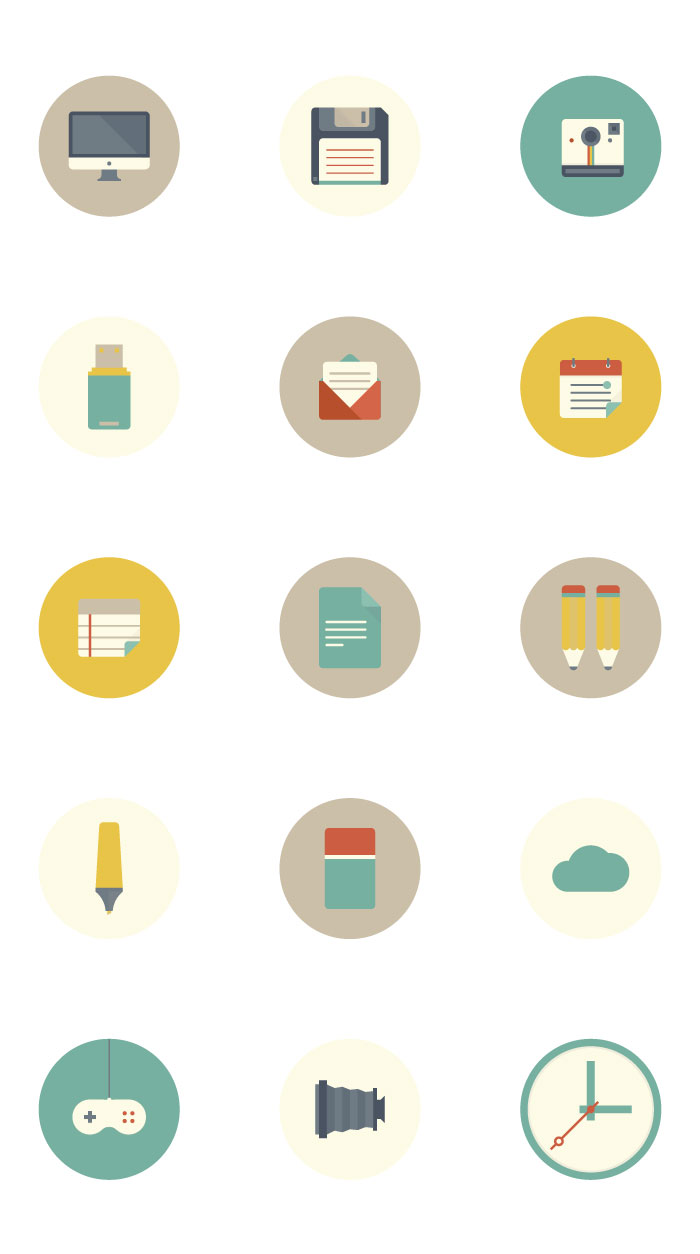 flat-icons-graficheria