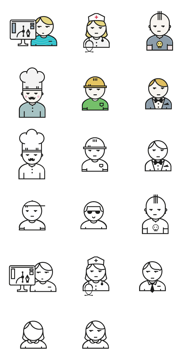angry icons free download