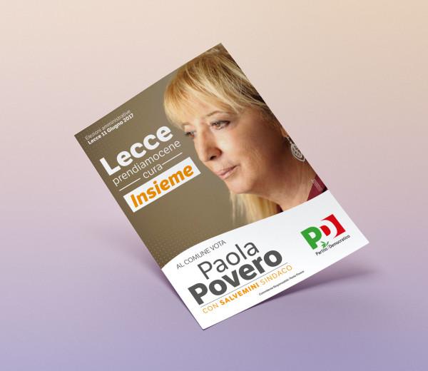 Paola Povero Campaign