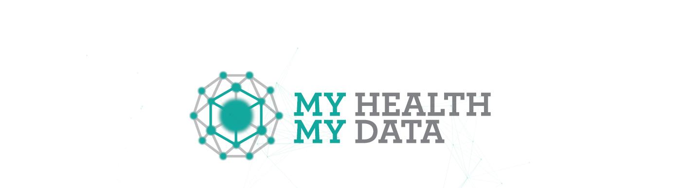 My Health My Data Logo