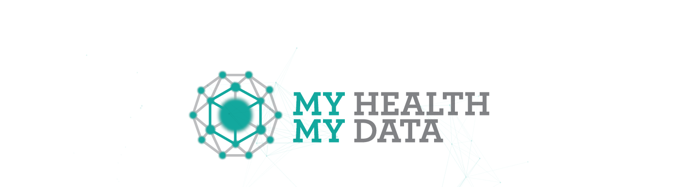 My Health My Data Logo
